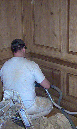 Staining & Refinishing Services in New Hampshire and Massachusetts